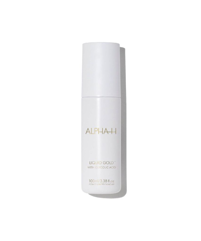 alpha-h liquid gold glycolic acid alpha hydroxy
