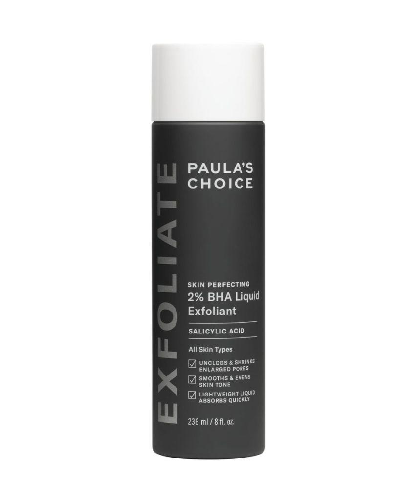 paulas choice 2% bha exfoliant