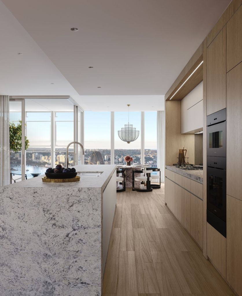 residences two skyhomes