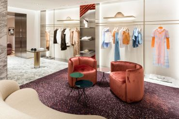 fendi sydney flagship boutique