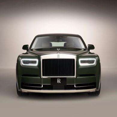 Rolls-Royce Hermés