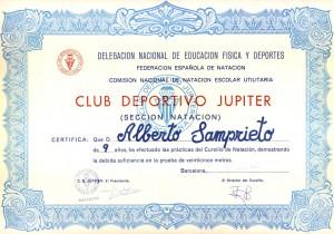 1980-07-31cursillo-de-natacion-de-albert-sampietro-ventosa