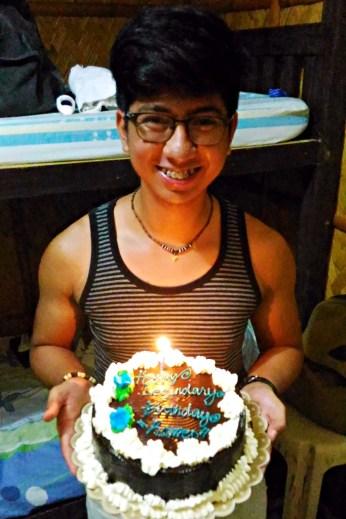Happy Birthday Romeo!