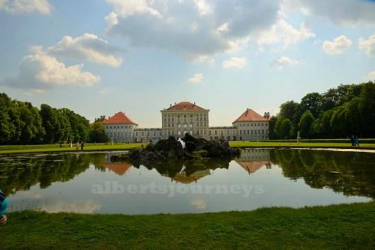 Nyphemburg Palace