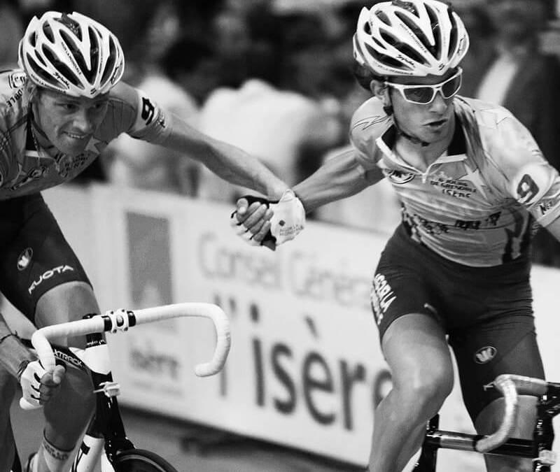 Cómo relanzar una marca de ciclismo o triatlón