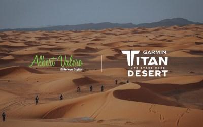 Nuevo proyecto: Garmin Titan Desert