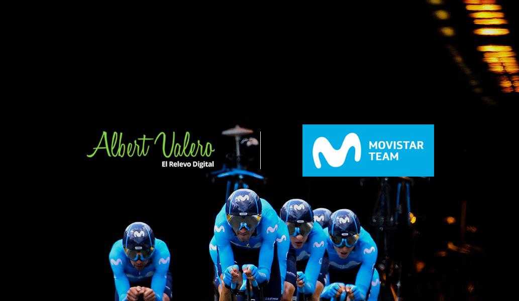 Nuevo proyecto: Movistar Team