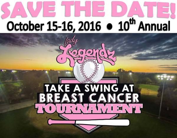 Lady Legendz Softball Plan 10th Year Tournament - Albie Aware