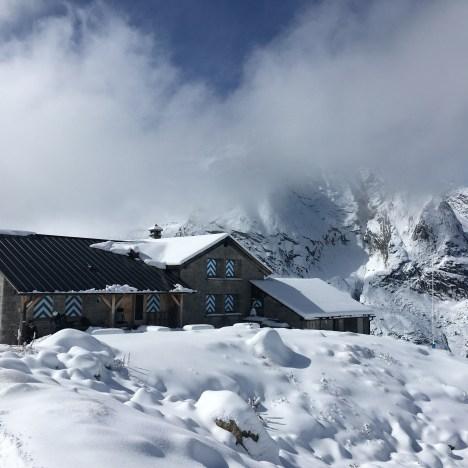 Martin Ruggli, Bergführer für Winter-Aktivitäten