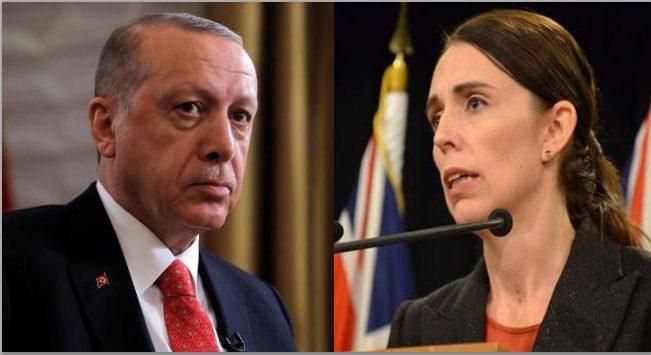 """نيوزيلندا ترد تصريحات أردوغان حول مجزرة المسجدين """"وجها لوجه"""""""