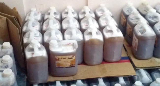 الغش يهدد سمعة سوق العسل