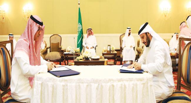 الجامعة الإسلامية وجامعة الأمير مقرن توقعان اتفاقيتي تعاون - صحيفة البلاد