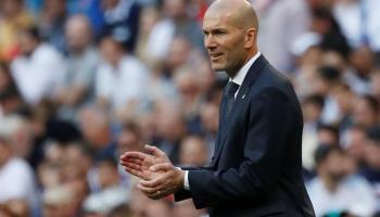 مدرب ريال مدريد زيدان يتحدث عن كورونا
