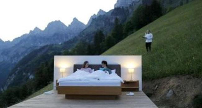 فندق يتيح لنزلائه النوم في الهواء الطلق - صحيفة البلاد