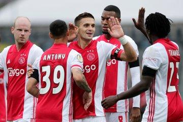 أياكس يفوز 13 صفر في الدوري الهولندي