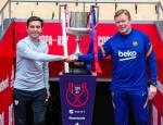 """كومان يعد جماهير برشلونة بحصد """"كأس إسبانيا"""" ضد بيلباو"""