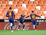 برشلونة يفوز على فالنسيا