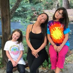 women's yoga retreat raising children