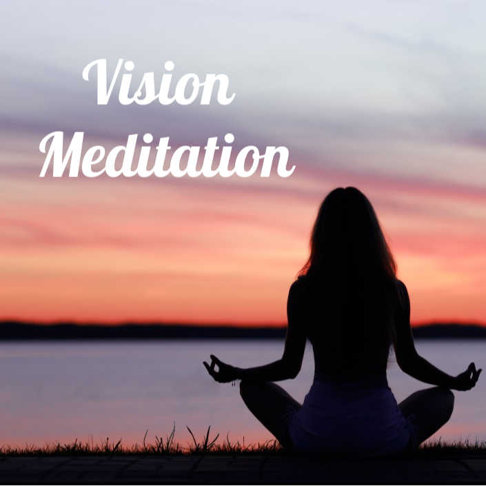 Vision Meditation with Albina Rippy