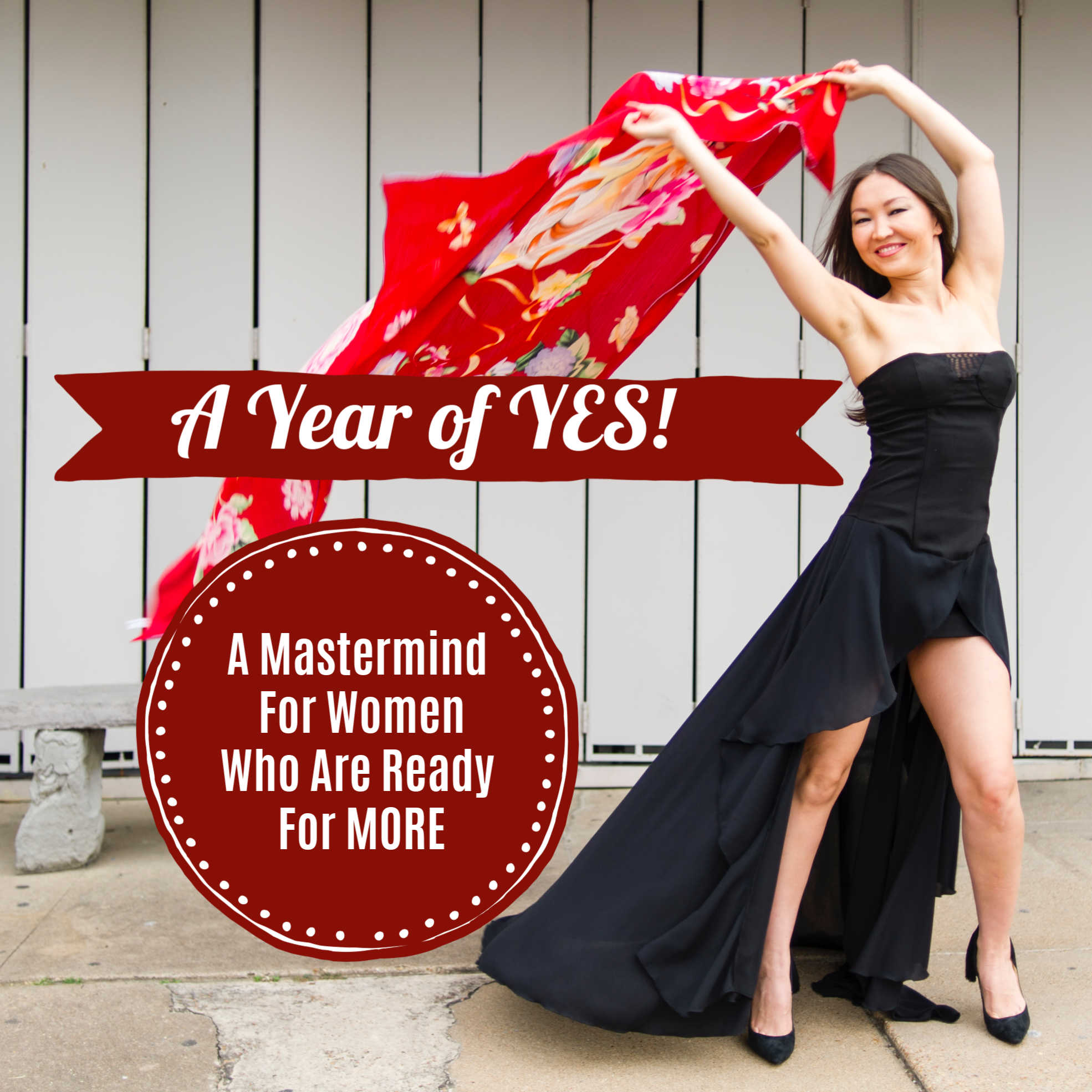 A Year of Yes Mastermind for Women