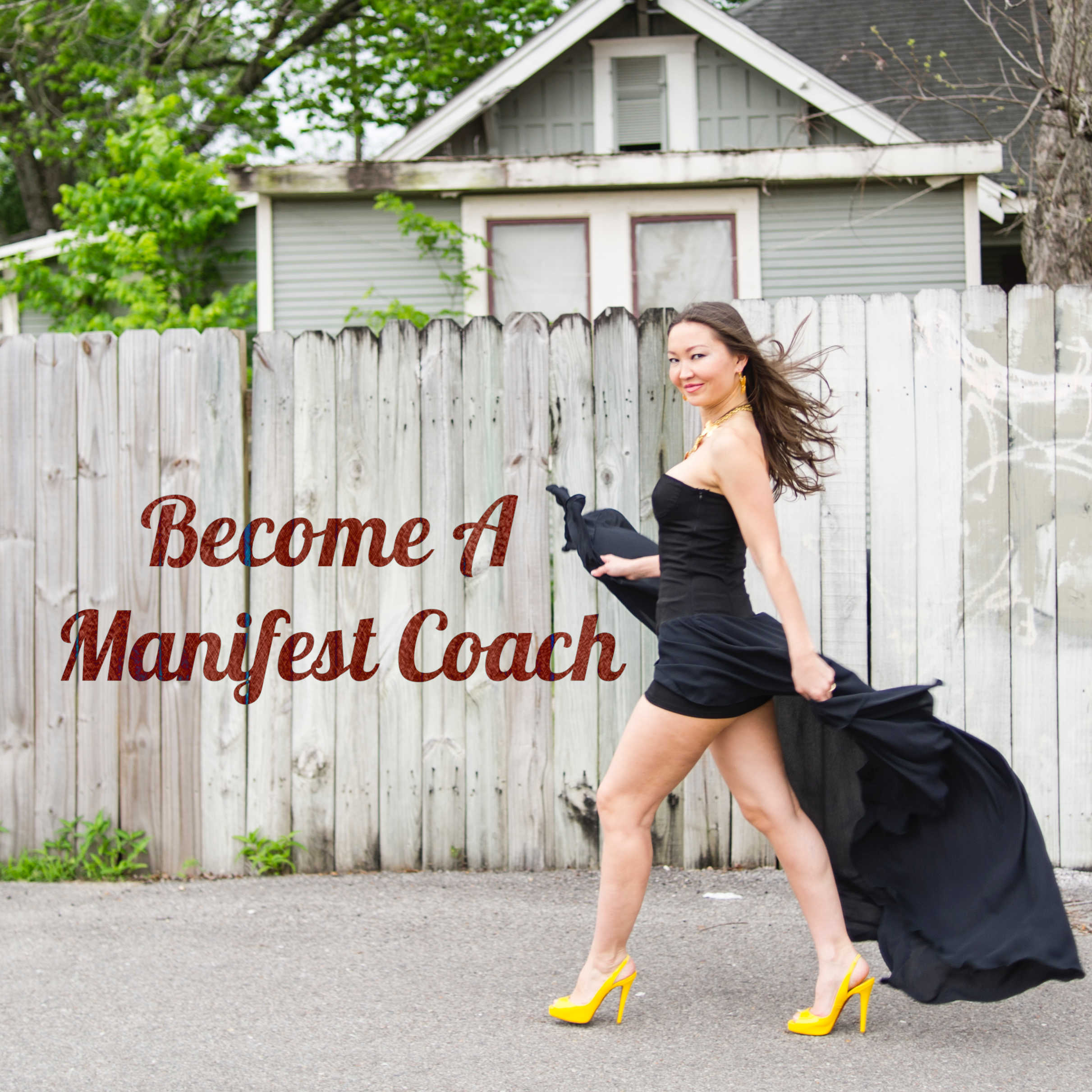 Become A Manifest Coach With Albina
