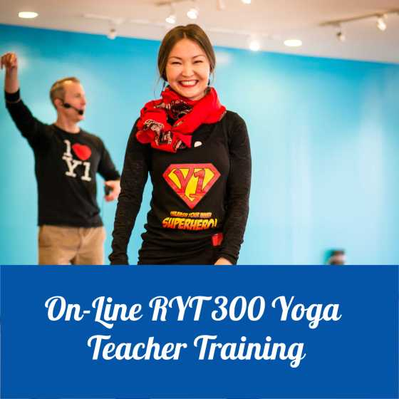 RYT300 Advanced Yoga Teacher Training