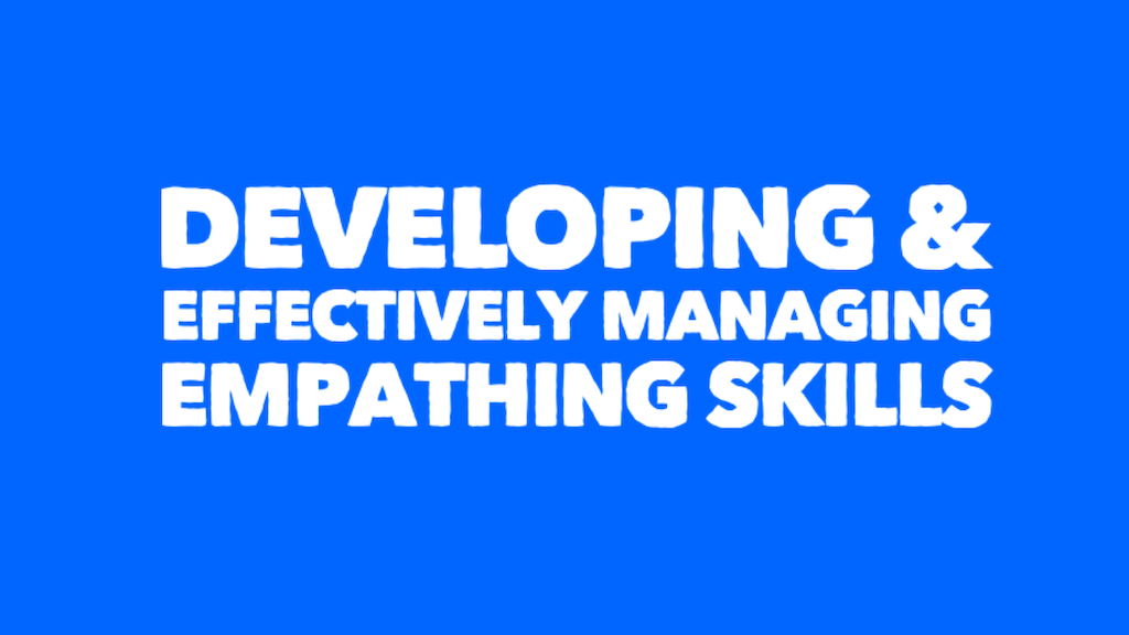 Developing & effectively managing emptying skills