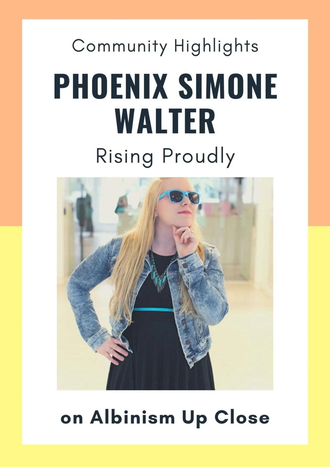 CH: Phoenix Simone Walter Flyer