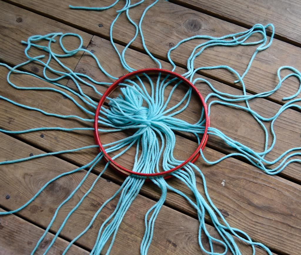inside hoop