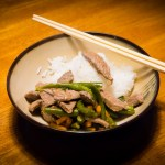 Easy Weeknight Orange Beef Stir Fry