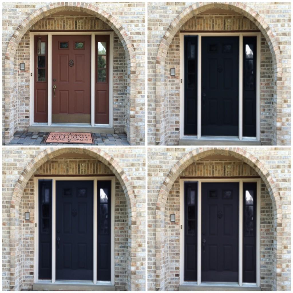 Modern Masters Front Door Paint App