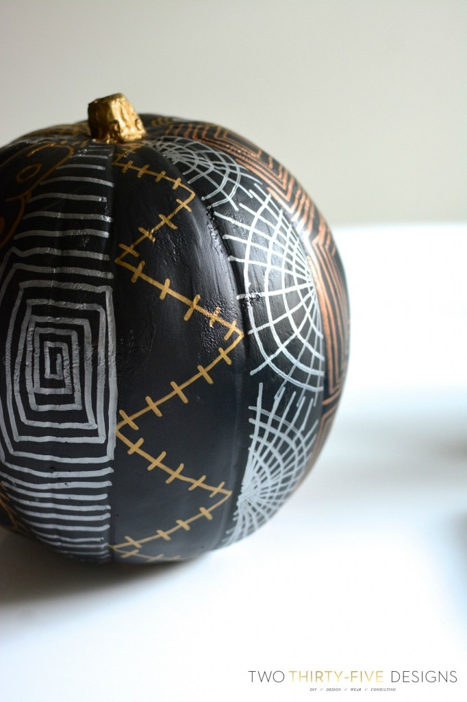 DIY-Sharpie-Pumpkin