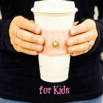 Easy Coffee Cozy Tutorial for Kids