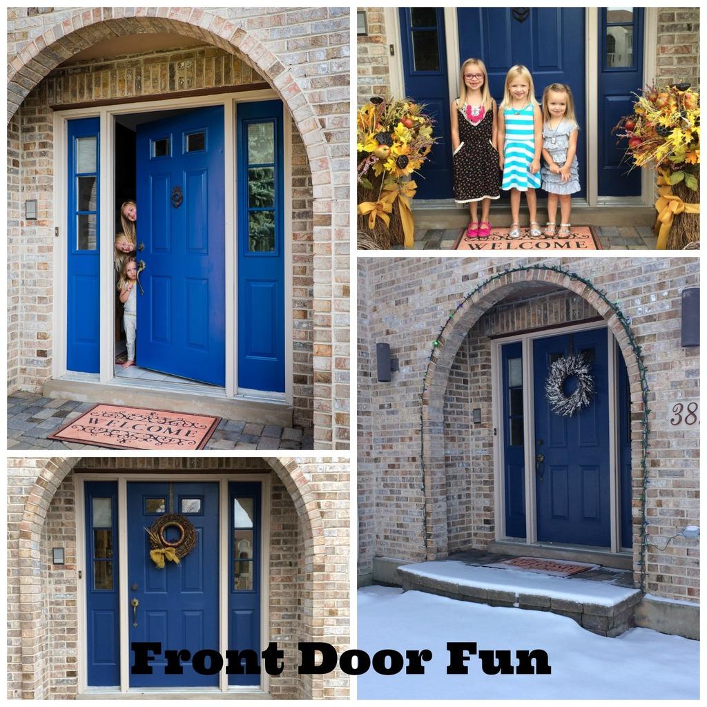 Front Door Fun