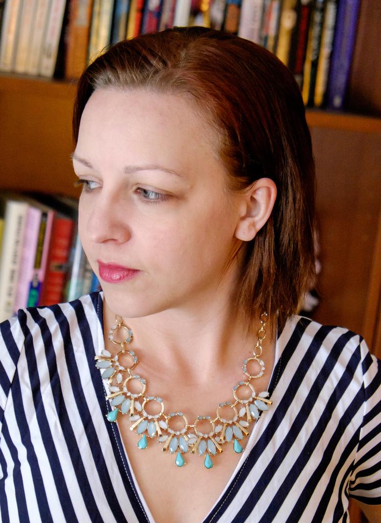 Starla Ornate Collar Necklace
