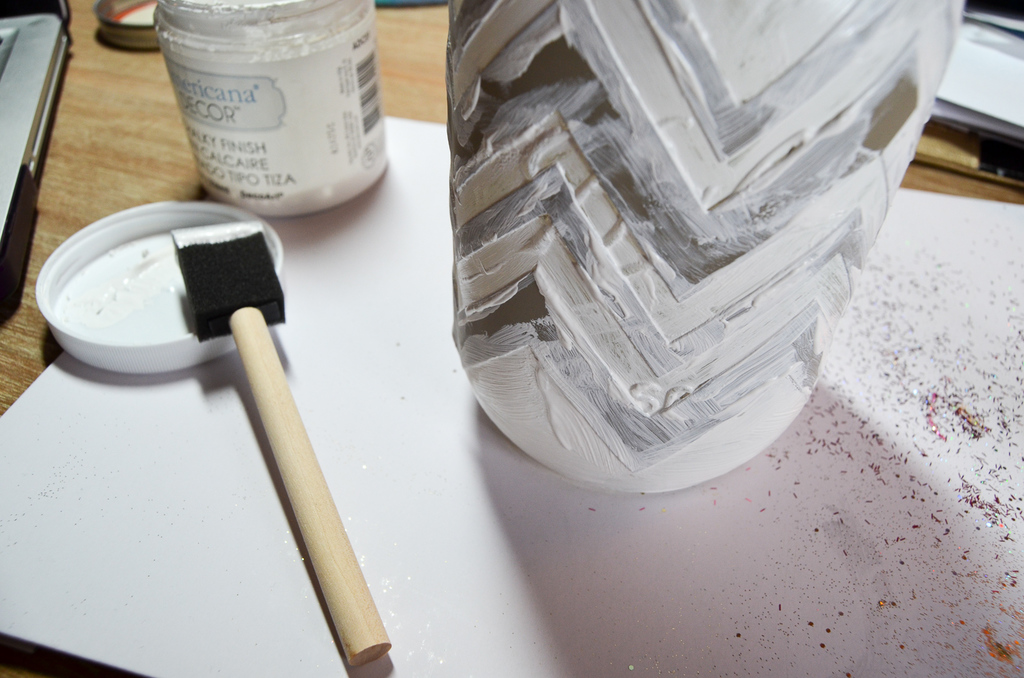 chalky paint