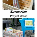 Summertime Project Crate