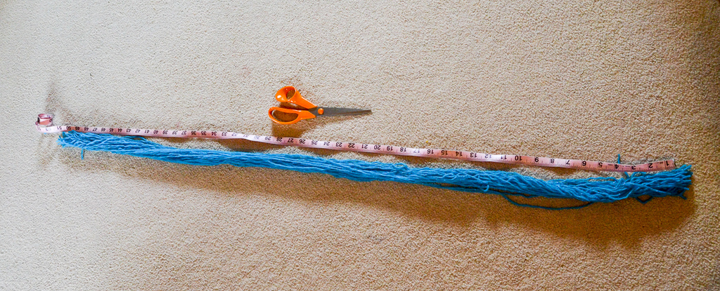yarn lengths