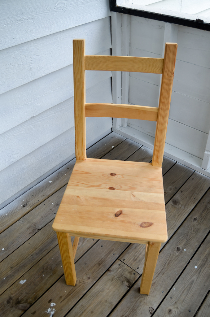 Ivar chair