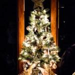 Rustic Glam Christmas Decor