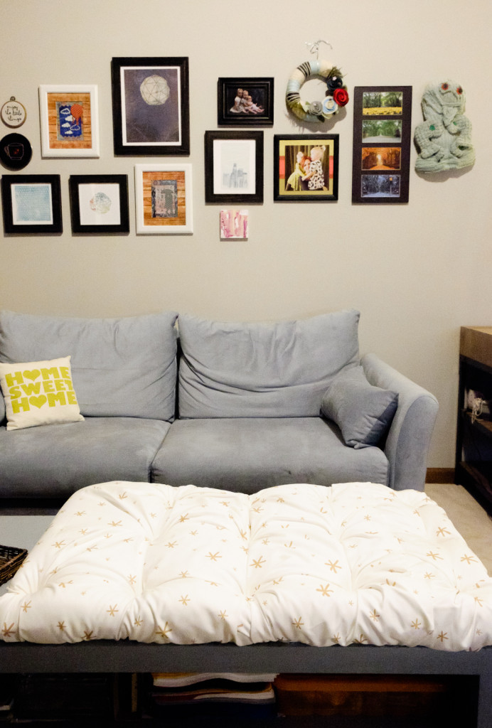 Tufted Ottoman Ikea Hack Albion Gould
