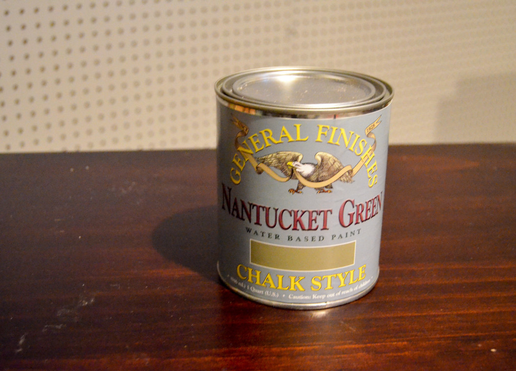 General Finishes Nantucket Green