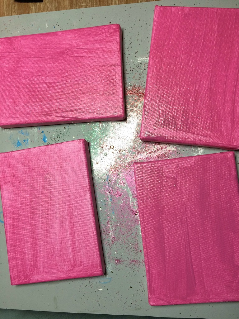 paint pink