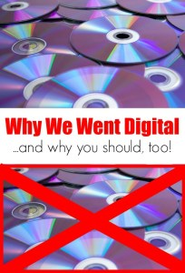 Why We Went Digital
