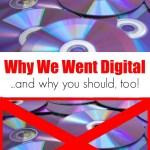Why We Went Digital