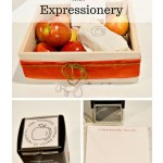 Easy Apple Teacher Gift with Expressionery