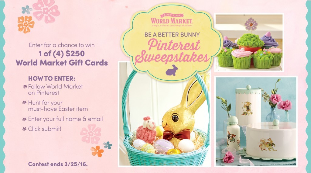 Be a Better Bunny Sweepstakes