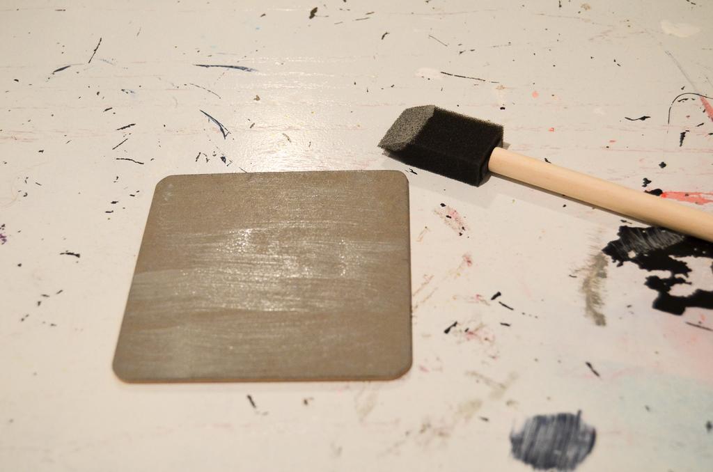paint grey