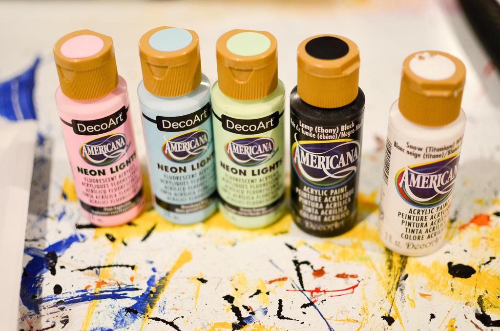 Americana paints