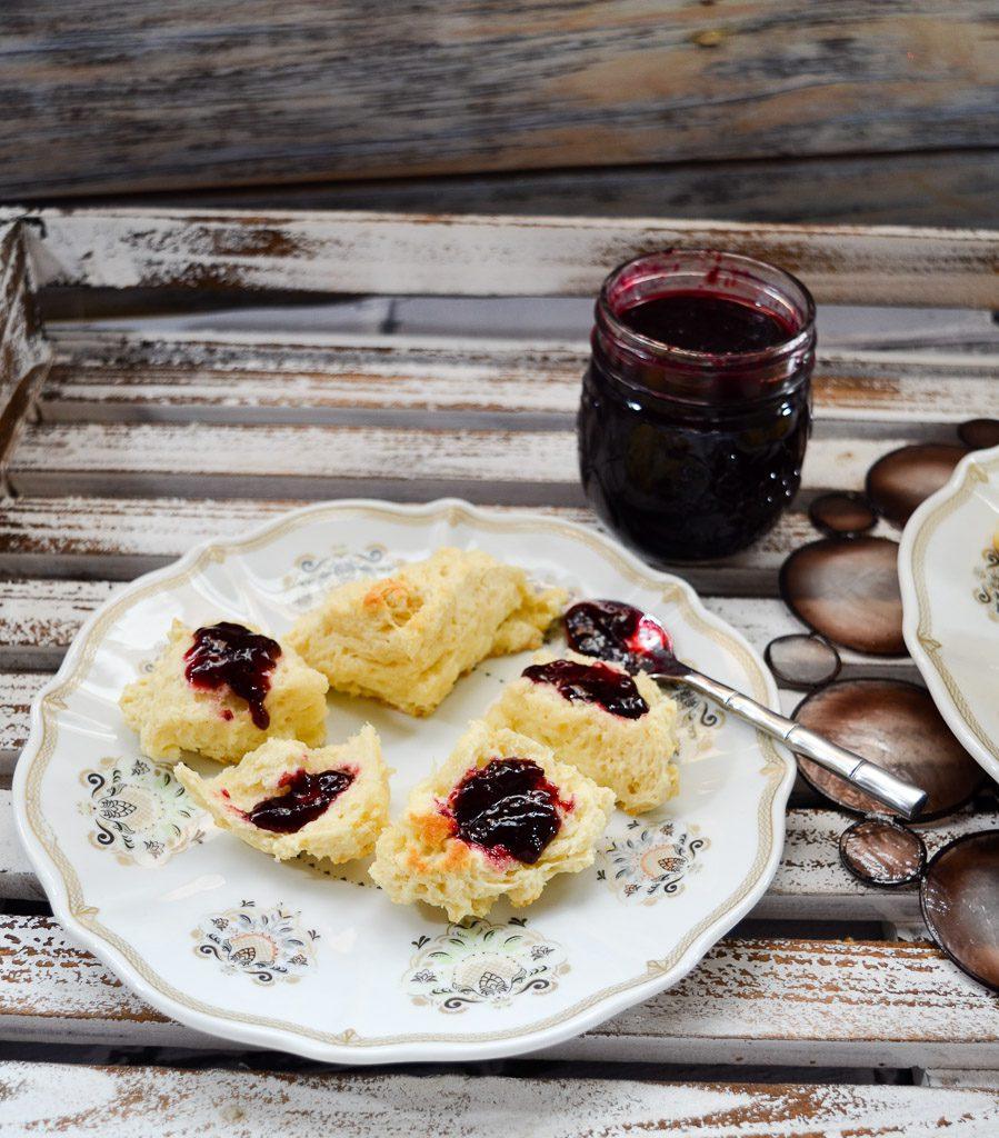 Winter Spiced Cherry Jam Recipe